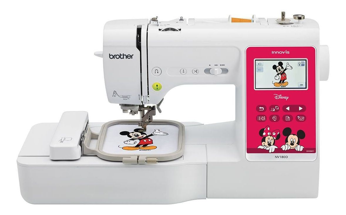 Brother innov is nv d disney sewing embroidery machine