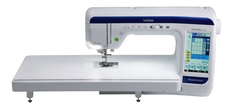 dreamweaver echidna embroidery experts sewing machines quilting quilt machine brother