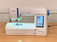 Secondhand Janome Skyline S9