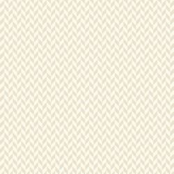 Cream Herringbone - Kimberbell Basics Fat Quarter