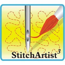 StitchArtist Level 3 Digitizing Software