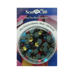 Multi-Colour Rhinestones for ScanNCut - 20SS | 4.6-4.8mm x 200pcs