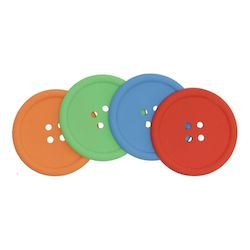Silicone Coaster Set of 4