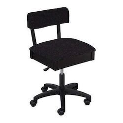Horn Gaslift Chair - Black