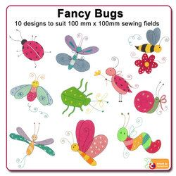 Fancy Bugs by Echidna Designs Download