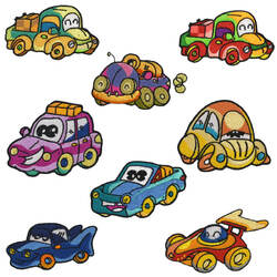 Living Cars by Echidna Designs Download
