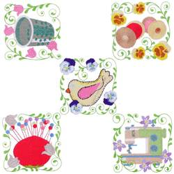 Spring Blocks by Echidna Designs Download