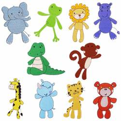 Zoo Friends by Echidna Designs Download