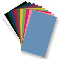 Flex Fabric Transfer Media Sheet 50x30cm - Various Colours