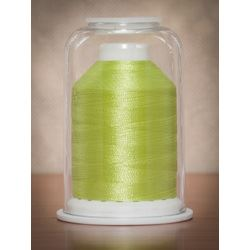 Hemingworth Thread 1000M - Kiwi Lime