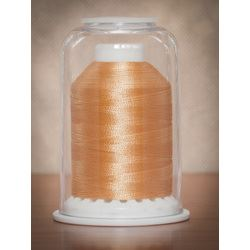 Hemingworth Thread 1000M - Orange Cream