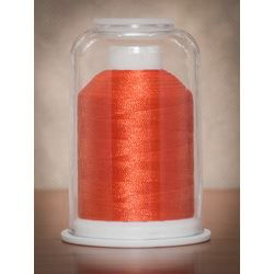 Hemingworth Thread 1000M - Fiery Sunset
