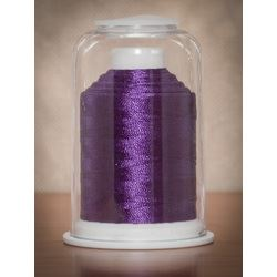 Hemingworth Thread 1000M - Pure Purple