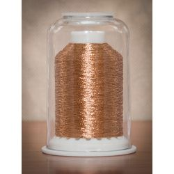 Hemingworth Thread 700M - Copper Metallic
