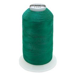 Hemingworth Thread 5000m - Peacock Green (Large Spool)