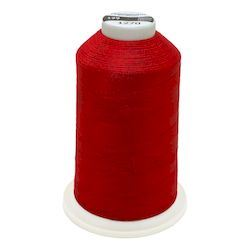 Hemingworth Thread 5000m - Christmas Red (Large Spool)