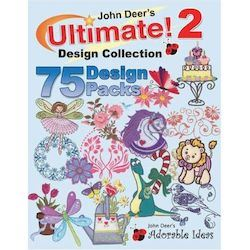 "John Deer ""Ultimate Collection 2"" Design Set"