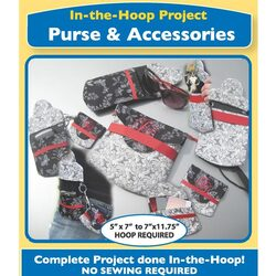 In The Hoop - Purse Accessories
