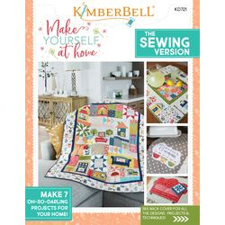 Make Yourself at Home Sewing Project Book