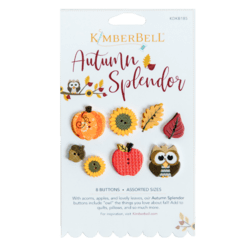 Autumn Splendor Buttons