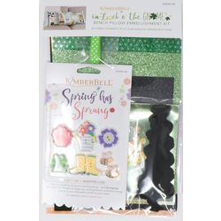 Luck O' the Gnome Embellishment Kit