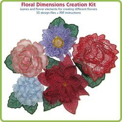 Floral Dimensions Creation Kit