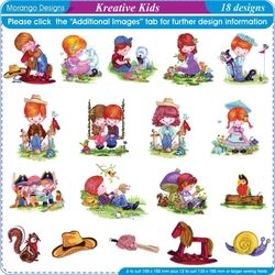 Kreative Kids by Morango Designs Download