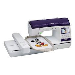 Brother Innov-is NQ3500D Sewing & Embroidery machine