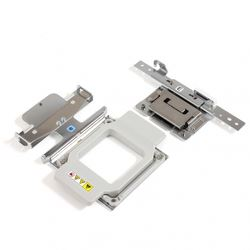 Magnet frame 50mm x 50mm set, including Arm E, Instruction sheet for PR & PRS 115D02E700E
