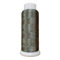Softlight Metallic Black Fantasy 1500m Embroidery Thread