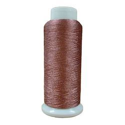 Softlight Metallic Copper Rose 1500m Embroidery Thread