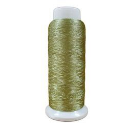 Softlight Metallic Pale Lime 1500m Embroidery Thread