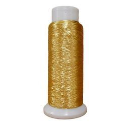 Softlight Metallic Pure Soft Gold 1500m Embroidery Thread