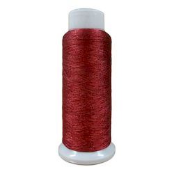 Softlight Metallic Strawberry Red 1500m Embroidery Thread