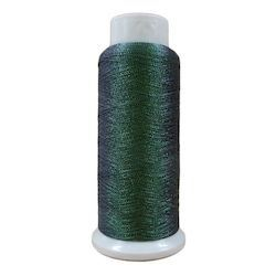 Softlight Metallic Velvet Green 1500m Embroidery Thread