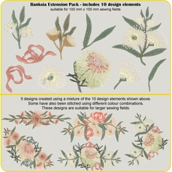 Banksia Extension Pack by Dawn Johnson CD