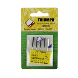 TNC Ball Point suitable for Janome #75/11 5PK