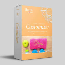 Hatch Embroidery Customizer by Wilcom