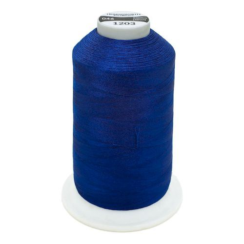 Hemingworth Thread 5000m - Royal Blue (Large Spool)