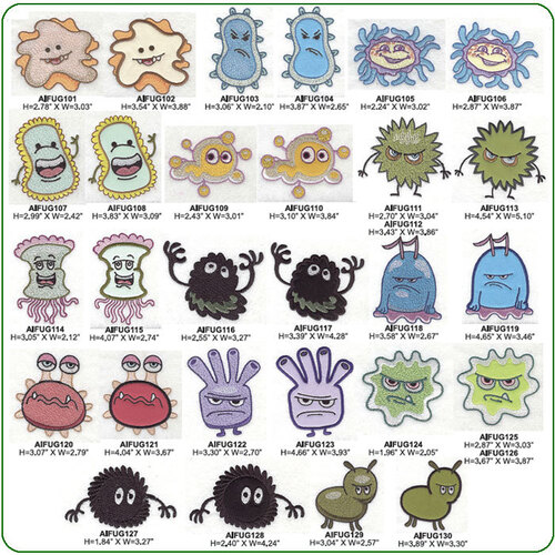 Funny Germs