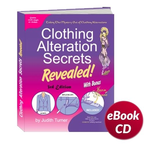 Clothing Alteration Secrets Revealed by Judith Turner
