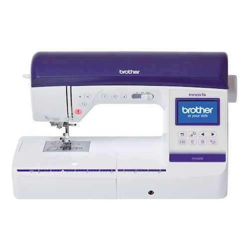 Brother NV2600 Sewing and Embroidery Machine
