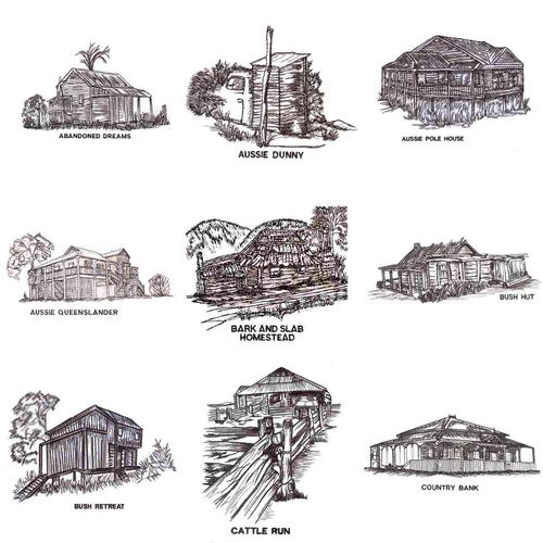 Spirit of the Outback 3 (24 designs) by Outback Embroidery - Download