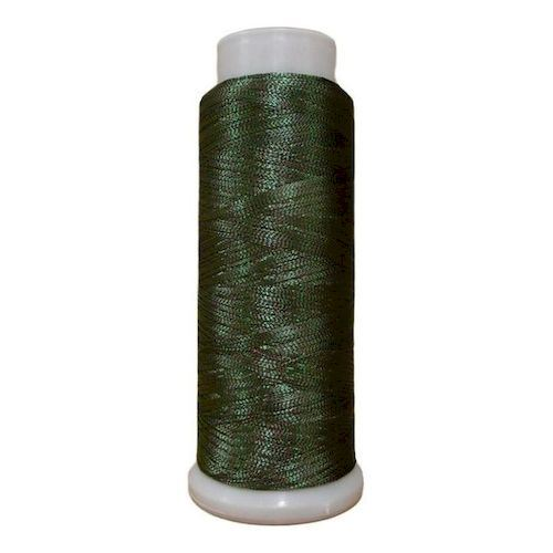 Softlight Metallic Red Pastures 1500m Embroidery Thread